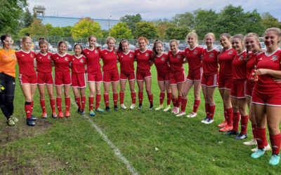 Great first summer for Impact U-16 Women